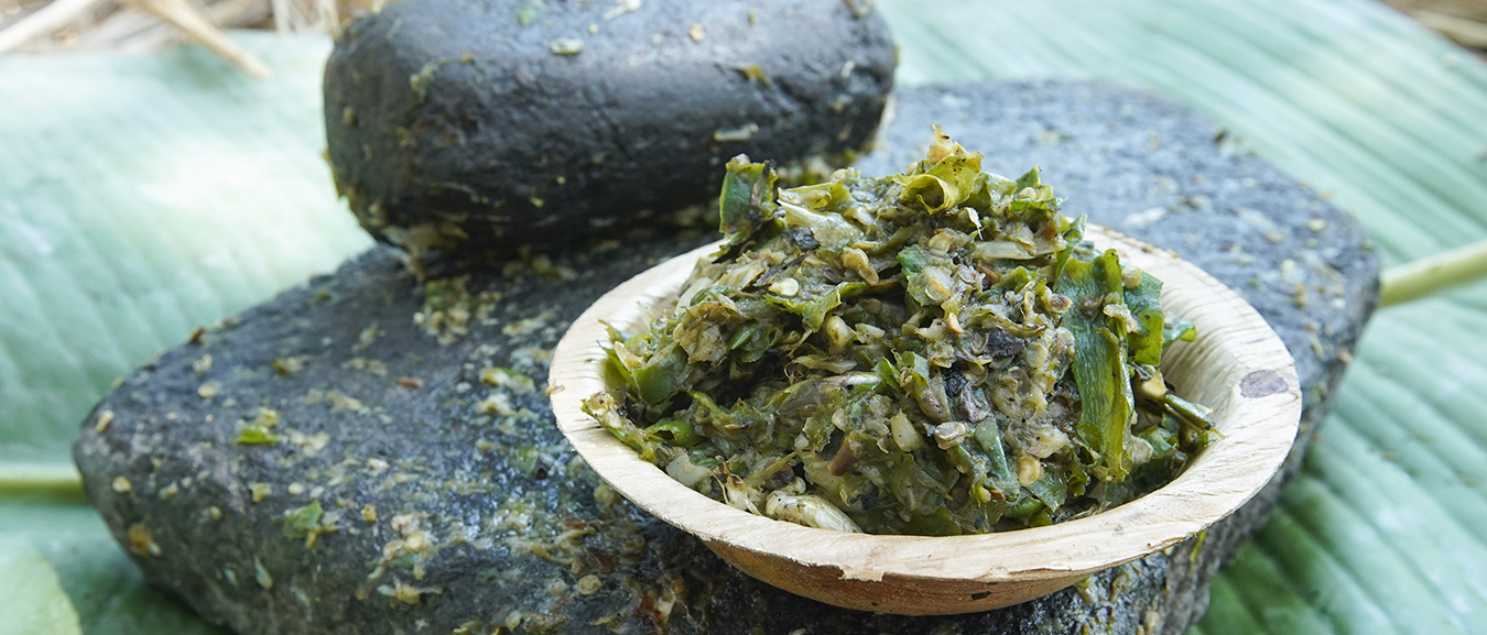 Maharashtrian Thecha Recipe – Green Chilli Recipe – Traditional Chutney – Varun