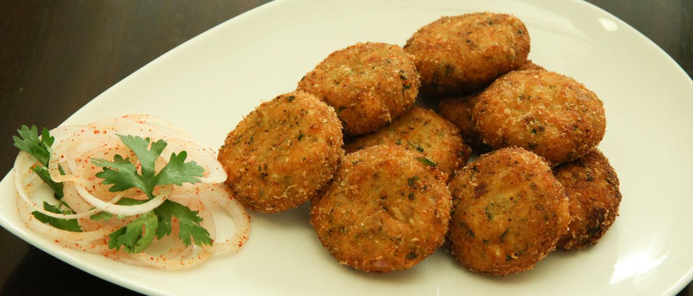 Dahi Ke Kebab Recipe – Soft And Creamy Veg Kabab – Quick And Easy Tea Time Snack – Ruchi