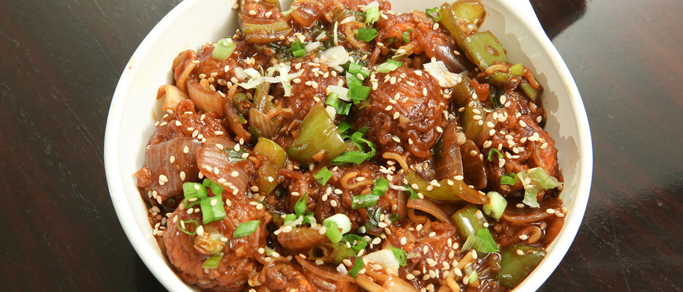 Maggi Manchurian Recipe – Quick And Easy Recipe For Kids – How to Make Maggi Manchurian – Ruchi