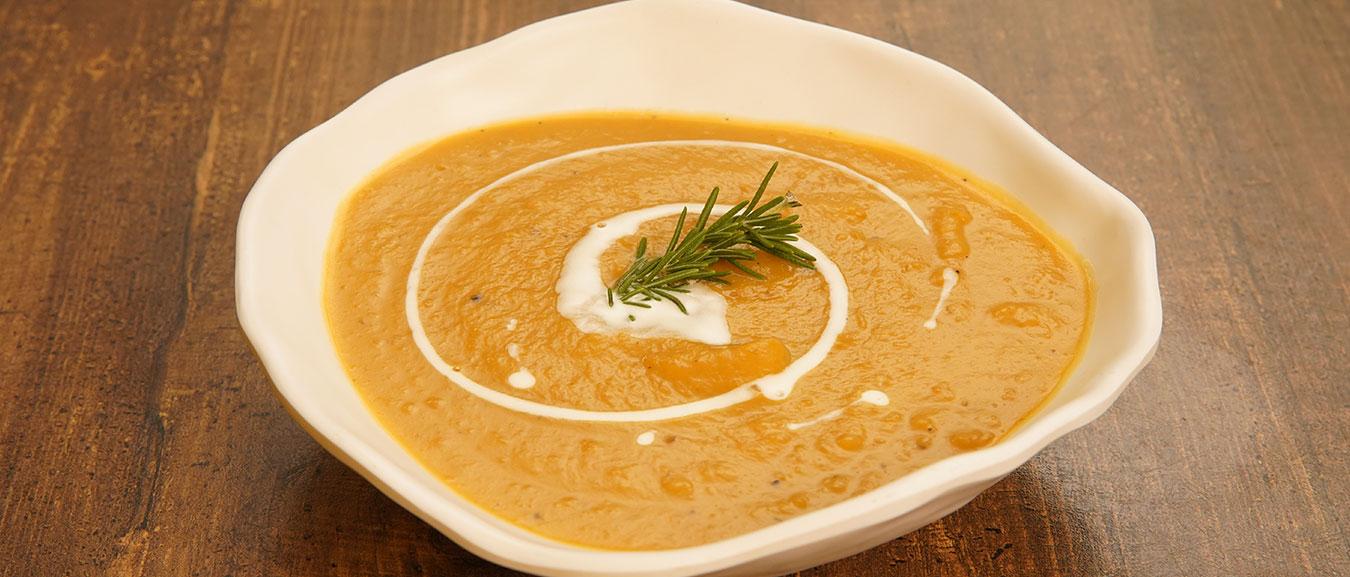 Roasted Pumpkin Soup Recipe – Healthy Recipes – How To Make Pumpkin Soup – Monsoon Recipe – Bhumika