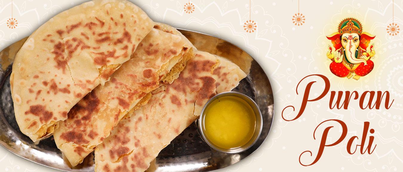 Puran Poli   HOLI Special Recipe   How To Make Pooran Poli At Home   Varun Inamdar