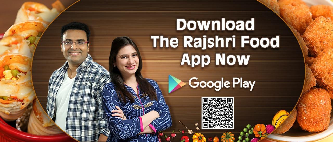 Rajshri Food Android App